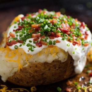 Potato Baked